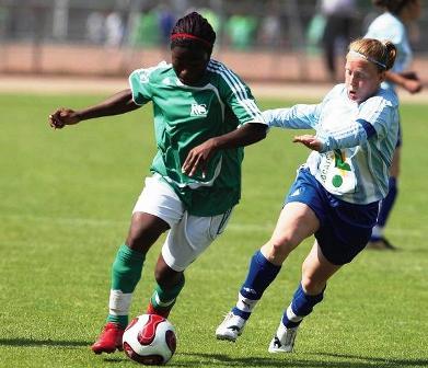 Ngono Mani et Saint-Etienne terminent par une victoire sur Soyaux (photo : LP)