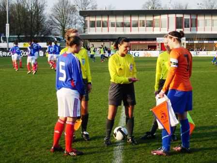 Les 17 ans disputeront la phase finale en Suisse (photo : F. Torrent)
