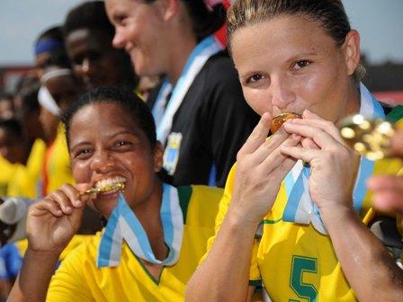 Le Brésil s'adjuge le titre mondial