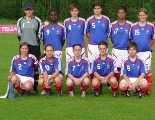 Le onze tricolore (photo : FFF)