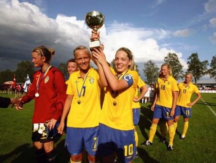 La Suède s'adjuge le trophée (photo : nwt.se)