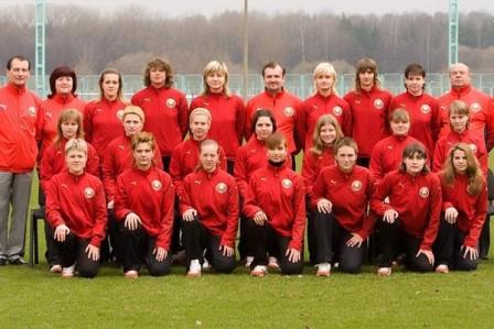 L'équipe bélarusse évoluera à domicile (photo : Ekaterina Zavadskaya)