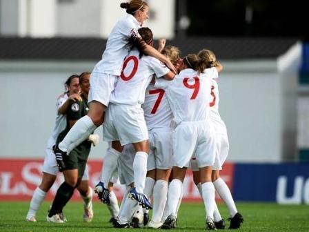 La joie anglaise (photo : uefa.com)