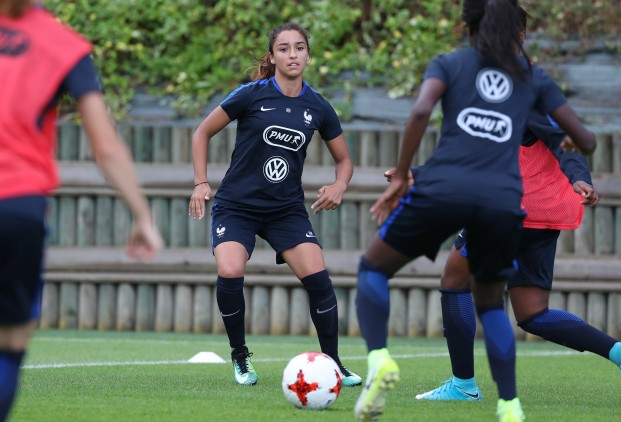 Sakina Karchaoui (photo Antonio Mesa/FFF)