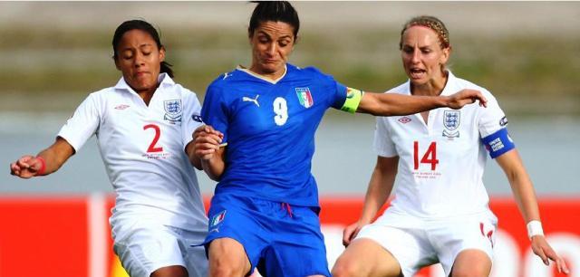 L'Italie de Panico fait tomber l'Angleterre (photo : thefa.com)