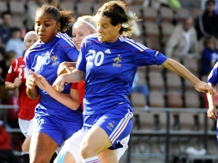Delphine Blanc (photo : uefa.com)