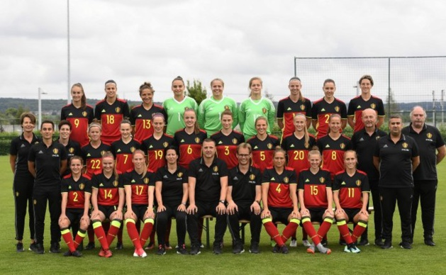 #WEURO2017 - Groupe A : DANEMARK - BELGIQUE en outsiders
