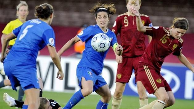 L'Italie a dû tourner la page avec Panico, ici en 2009 face à la Russie