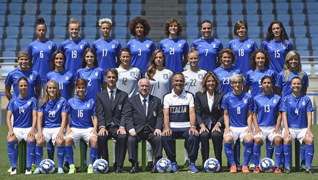 #WEURO2017 - Groupe B : l'ITALIE et la RUSSIE simples figurants ?