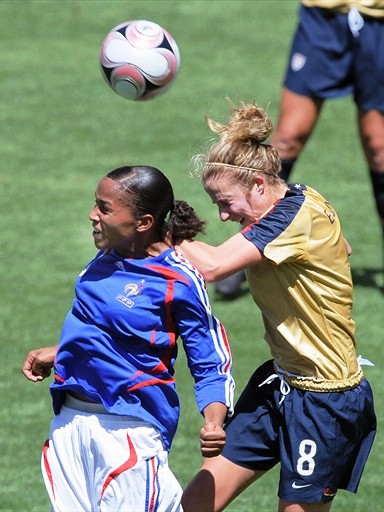 Delie appelée pour la première fois (photo : fifa.com)