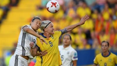Fischer et la défense suédoise s'est accrochée à son 0-0