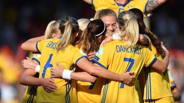La Suède totalise 4 points après deux journées (photo UEFA.com)