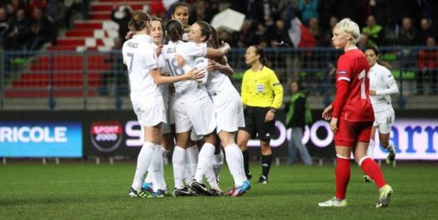 Les Bleues avaient déjà joué à Caen en 2012 face au Pays de Galles