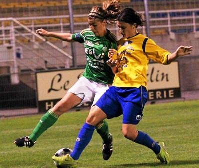 Catala et Saint-Etienne gagnent 5-4 face à Lemaire et Saint-Brieuc (photo : OF)