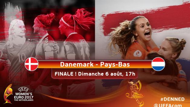 #WEURO2017 - Finale : un nouveau champion au palmarès dimanche