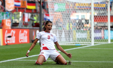 Nadim a ouvert le score pour le Danemark