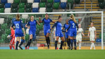 Euro U19 - Les Bleuettes aux deux visages se qualifient face à l'ALLEMAGNE