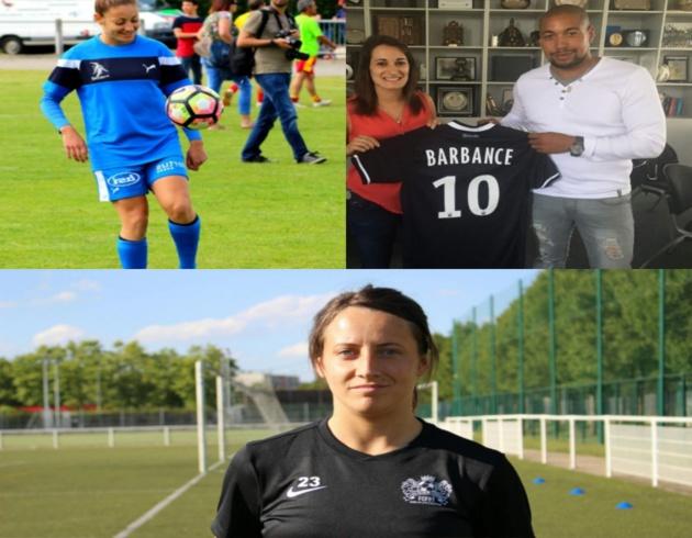 #D1F - Solène Barbance, Maeva Clemaron et Élodie Nakkach se dévoilent