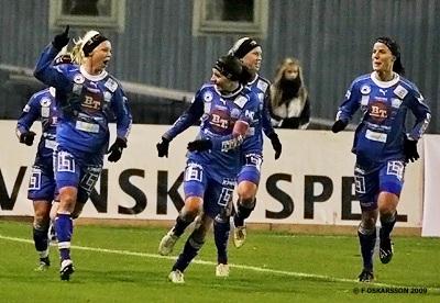 Linköpings champion de Suède