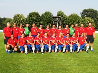 La sélection serbe