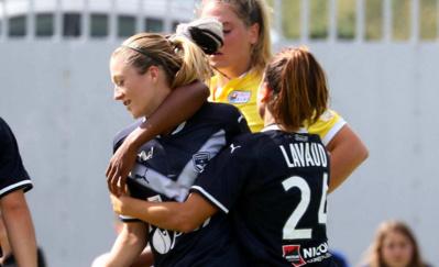 Lardez a réussi le penalty avant la pause (photo FCGB)
