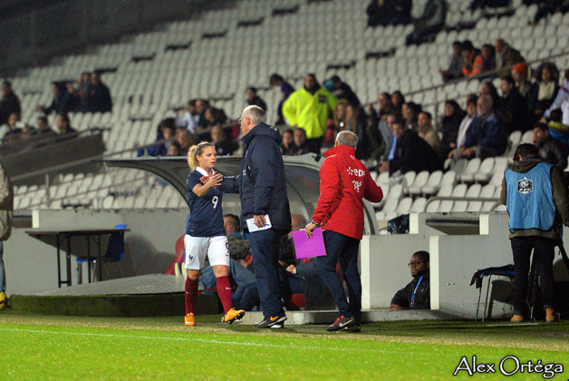 Le Sommer, remplacée, les matchs amicaux autorisent jusqu'à six changements par équipe