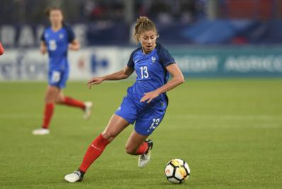Bleues - La FRANCE de DIACRE débute par une victoire