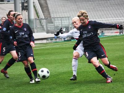 Zoom sur Lyon - PSG