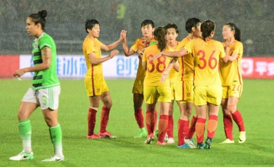 International - Le BRESIL et la CHINE s'imposent