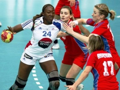 Les Françaises se sont inclinées en finale face à la Russie (photo : OF)