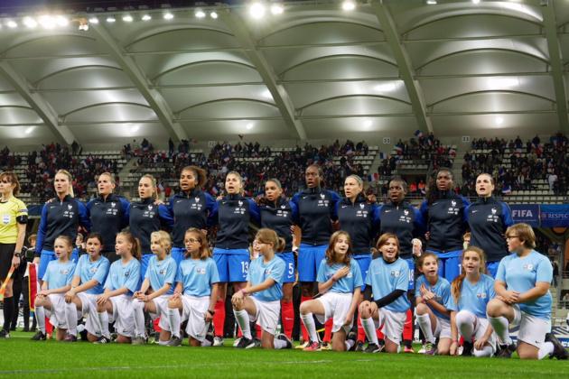 Équipe de France féminine de football - Page 2 17823152-22193973