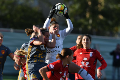 Garcia et les Rafettes ont réussi un travail appliqué en défense (photo LOSC)