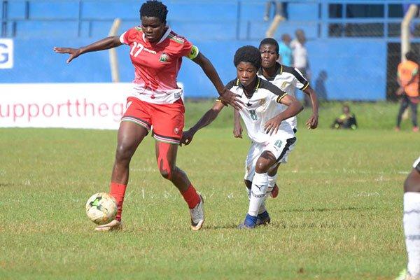 Le Ghana dispose largement du Kenya (10-1 sur les deux matchs lors du 2e tour)