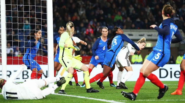 Huth marque le 2e but (photo DFB)