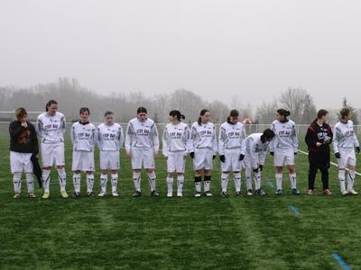 L'équipe du FC Woippy