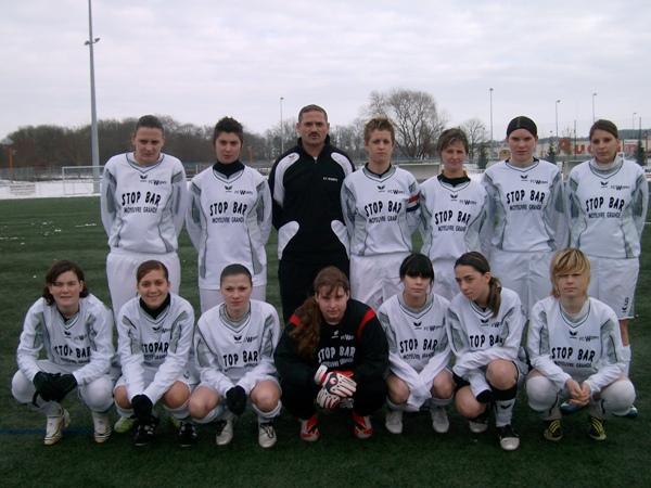 L'équipe du FC Woippy qui a sorti Epinal et Besançon aux tours précédents