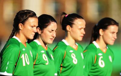 L'Irlande accueille les Bleues (photo : sportsfile)