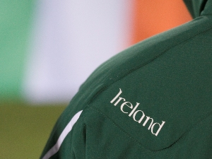 Test face à l'Irlande