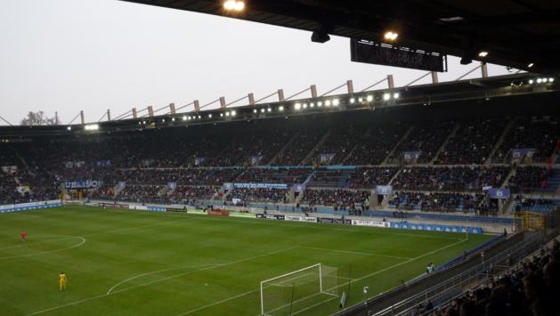 Le Stade de la Meinau, théâtre de la prochaine finale