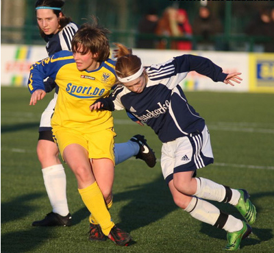 STVV - Zuid West (photo : Paul Dijkmans/vrouwenteam.be)
