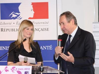 Gérard Houllier (Directeur Technique National)