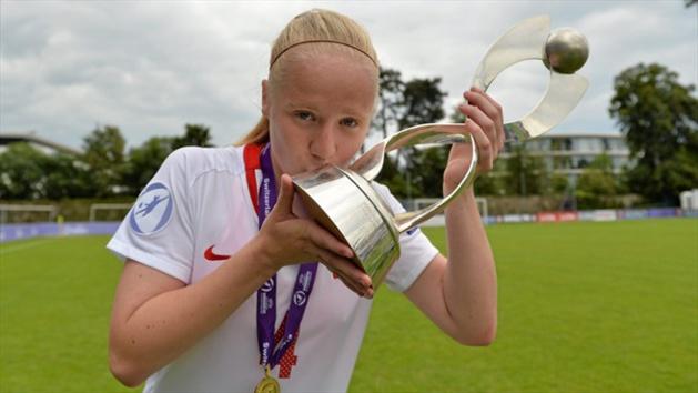 Paulina Dudek (photo UEFA)