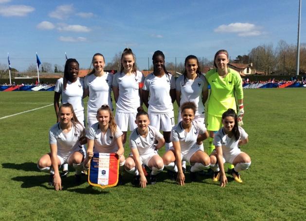 U17 : Une France très Verte dispose de l'Ecosse