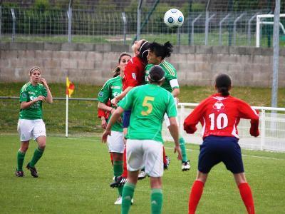 La Roche s'impose dans le duel face à l'ASSE (photo : David Cadiou)
