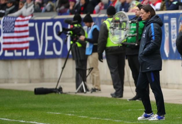 Bleues - La liste pour les deux matchs en avril annoncée : BUSSAGLIA de retour, avec DEBEVER et BILBAULT