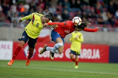 Nul entre le Chili et la Colombie