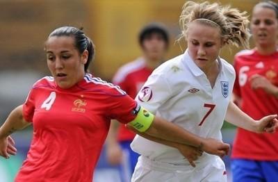 Gadea, la capitaine française (photo : uefa.com)