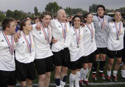 Tonazzi lors de la victoire en Challenge en 2005 (photo Sébastien Duret)