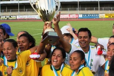 Le Brésil, champion du Monde militaires