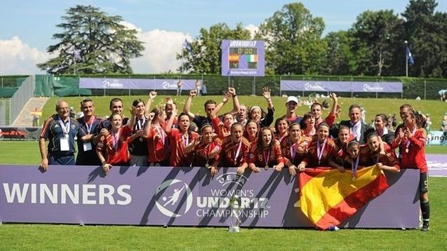 L'Espagne met fin à l'hégémonie allemande (photo : uefa.com)